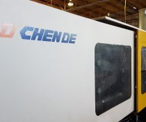 Our Chende 180 Tonne Clamp Force