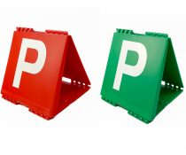 P Plates Red & Green