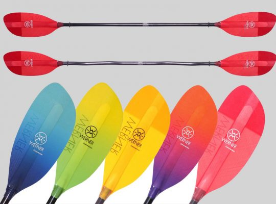 RECREATIONAL PADDLE BLADES